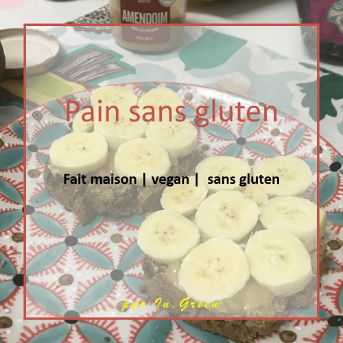 Pain sans gluten | in-green.net