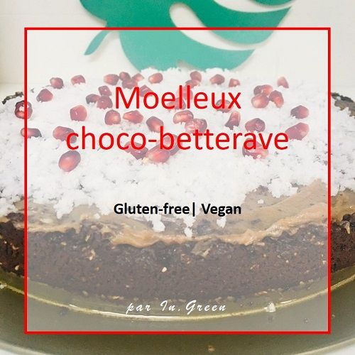 Moelleux choco-betterave | in-green.net