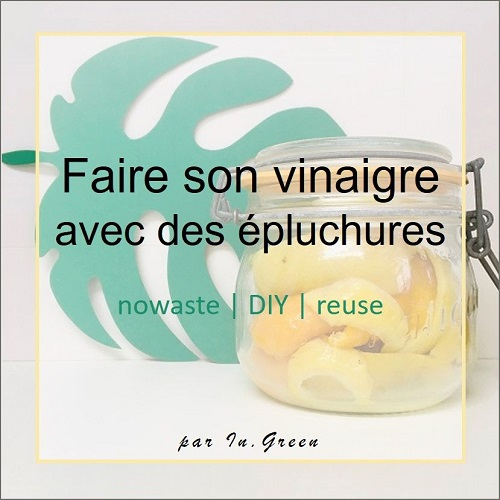 Faire son vinaigre | in-green.net